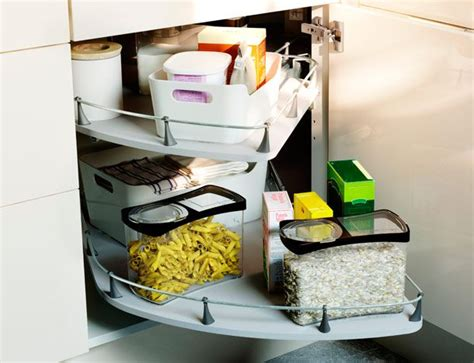 Kitchen Cabinet Carousel Corner by 1000 Ideas About Base Cabinet Carousels On