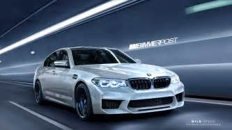 2017 Bmw M5 This Is What The New 2018 Bmw M5 Will Probably Look Like