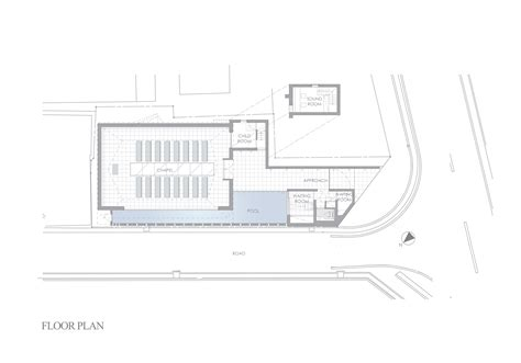 church of light floor plan tadao ando church on the water plan www pixshark com