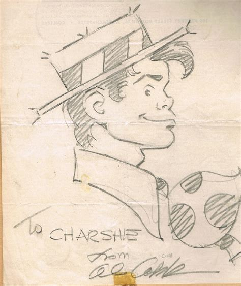 Sketches L by Al Capp Drawings Lil Abner Drawings Sketches Mintz