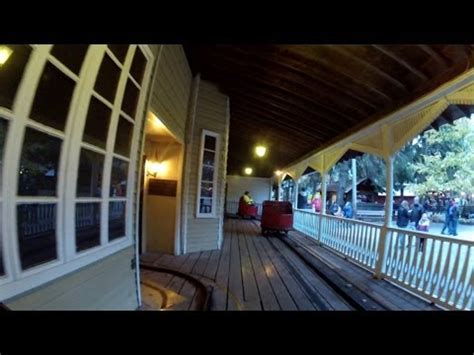 pov house haunted house pov hd knoebels amusement resort dark ride front seat on ride gopro