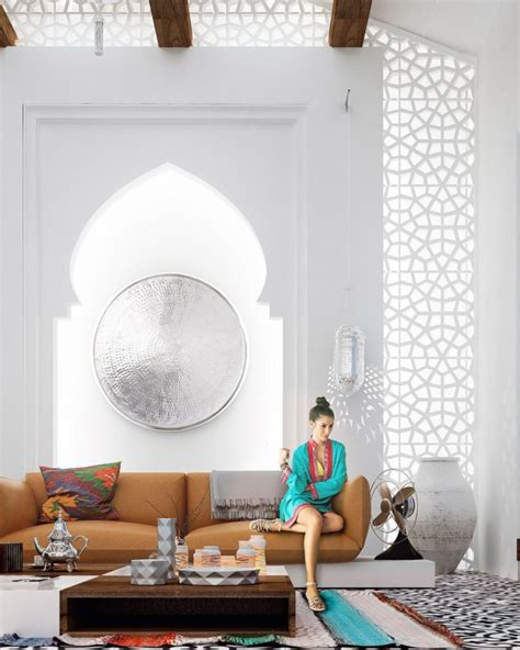 Ideas For Moroccan Interior Design Moroccan Style Interior Design