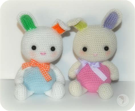easter crochet easter bunny amigurumi pattern luz patterns bunny babies and other easter additions amigurumibb s blog