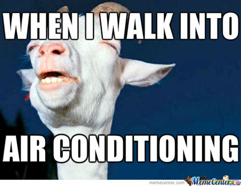 too hot no air conditioning air conditioning by flowrpowr422 meme center