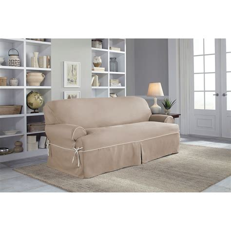twill slipcover sofa serta twill t sofa slipcover reviews wayfair
