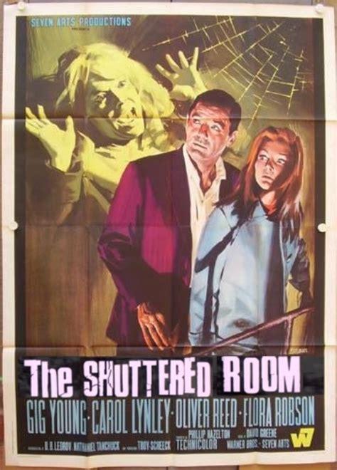 the shuttered room 1967 filmes de terror