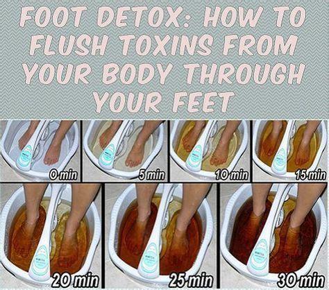 Foot Detox Real by Best 25 Foot Soak Vinegar Ideas On Soak