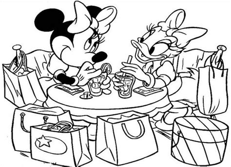 coloring pages of minnie mouse and daisy duck minnie mouse daisy duck coloring coloring pages