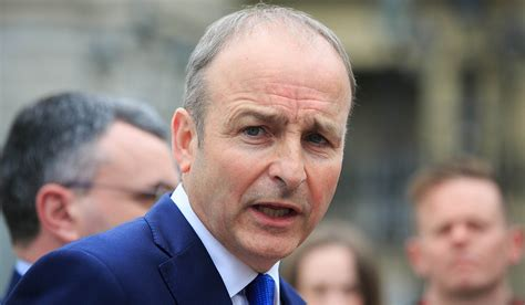 fianna fail front bench new blood emerges after micheal martin reshuffles ff front