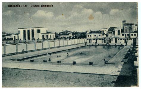 casa comunale bologna molinella anni 30 piscina comunale molinella in