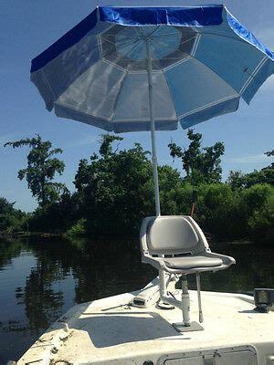 umbrella for boat rod holder boat seat umbrella fishing rod holder outdoors saltwater