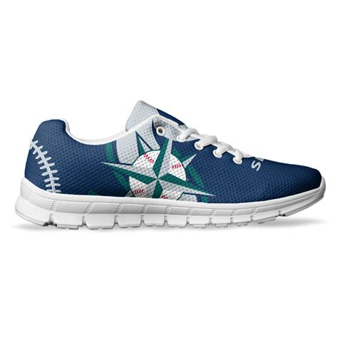 athletic shoes seattle seattle baseball custom fan made running athletic shoes