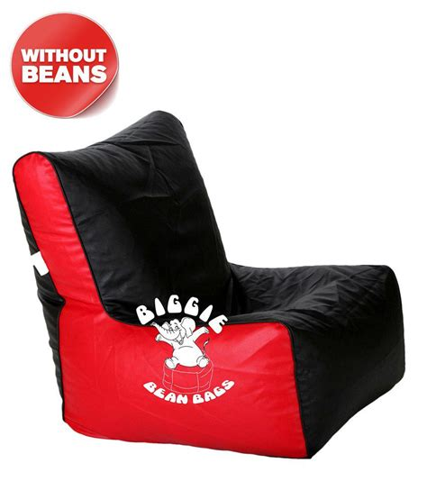 bean bag chair price comfy bean bag biggie bags bean chair cover xl size black