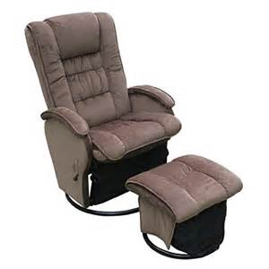 view fabric glider recliner with ottoman deals at big lots