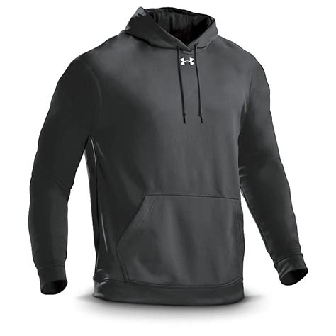 under armour 174 soas storm hooded sweatshirt 423999 sweatshirts amp hoodies at sportsman s guide