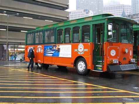 best trolley town trolley tours best boston
