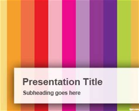 free colorful powerpoint templates free colorful powerpoint template