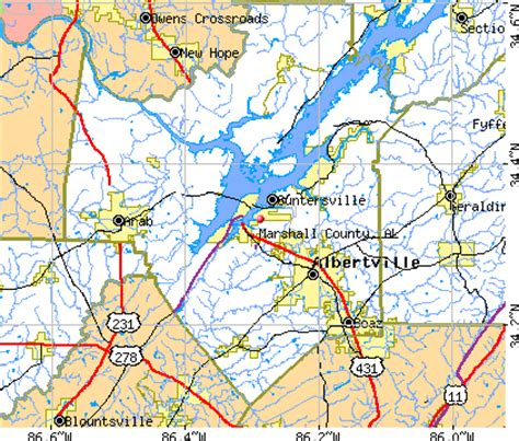 Marshall County Property Records Marshall County Alabama Detailed Profile Houses Real Estate Cost Of Living Wages