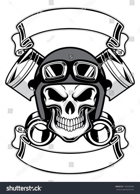 Cranio Helm Aufkleber by Casco De Cr 225 Neo Con Estilo Retro Para Moto Ilustraci 243 N
