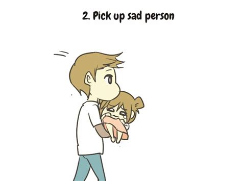 how to care for human how to take care of a sad person 10 steps bored panda