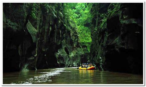 wisata adventure bosamba rafting kabupaten bondowoso