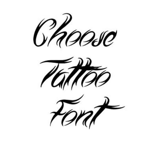 tribal tattoo generator tribal fonts for tattoos font generator