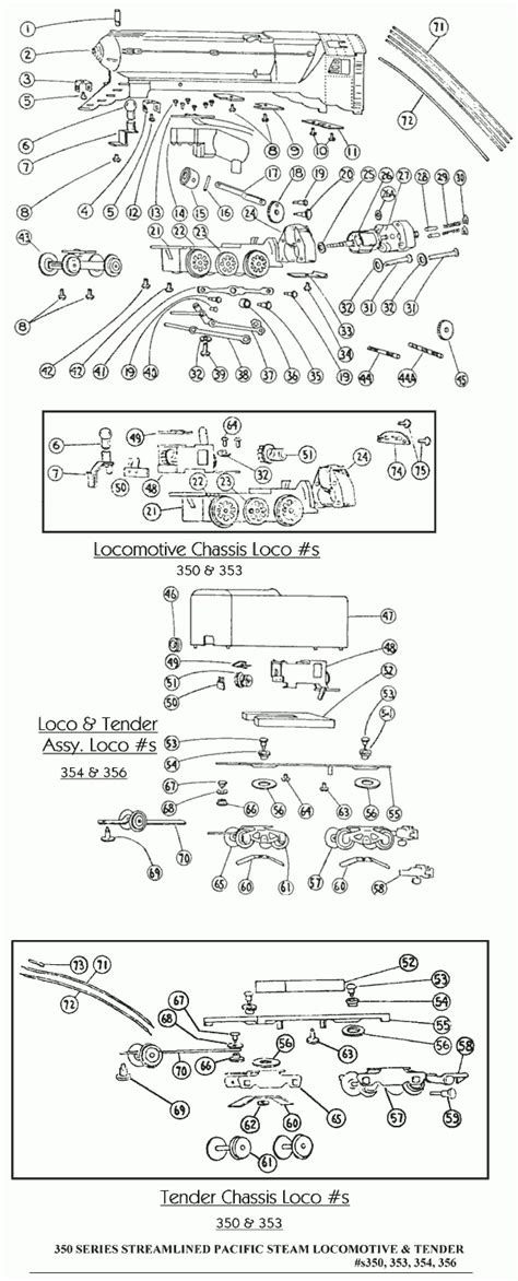 lionel parts list and exploded diagrams lionel parts list and exploded diagrams automotive parts