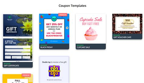 Online Coupon Maker Make Your Own Coupon Venngage Free Coupon Maker Template