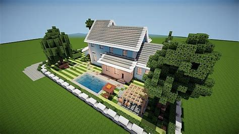 house project ideas suburban house project minecraft house design