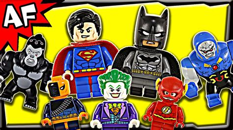 Black Flash Pg330 Limited Minifigure lego dc comics minifigures 2015 complete collection viyoutube