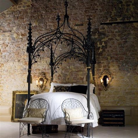 medieval bed frame gothic victorian bed frame mermaid victorian romantic