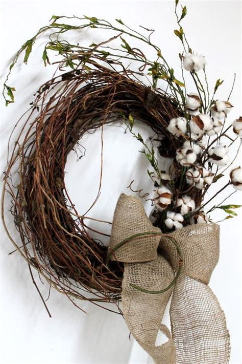 How To Decorate A Grapevine Wreath by 25 Unique Twig Wreath Ideas On Stick Wreath