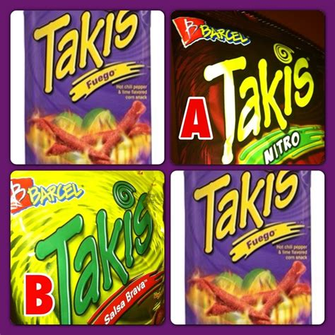 Test Your Food Iq by 17 Best Images About Test Your Takis Iq On