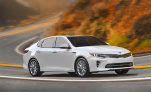 White Kia Optima All New 2016 Kia Optima Unveiled With Familiar Look