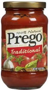 Prego Spaghetti Sauce   SheSpeaks Reviews