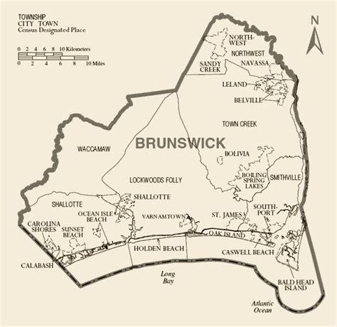 Brief Summary of Brunswick County History North Carolina   Living In Brunswick County