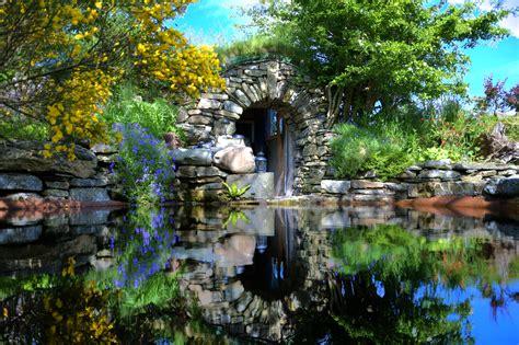 House Plans Oregon hobbit houses caelum et terra