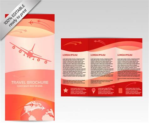 Basic Brochure Template 12 free brochure templates creative beacon