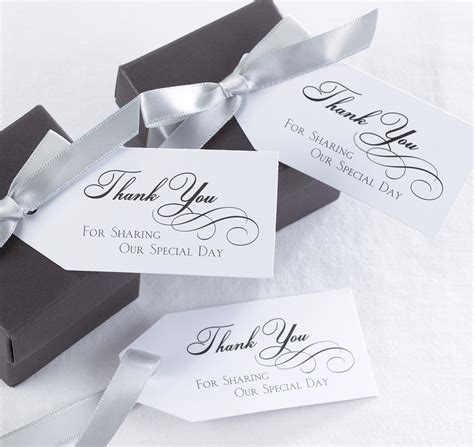 Wedding Favors Thank You Tags by Thank You Favor Tags Wedding Favor Tags Favor Tags