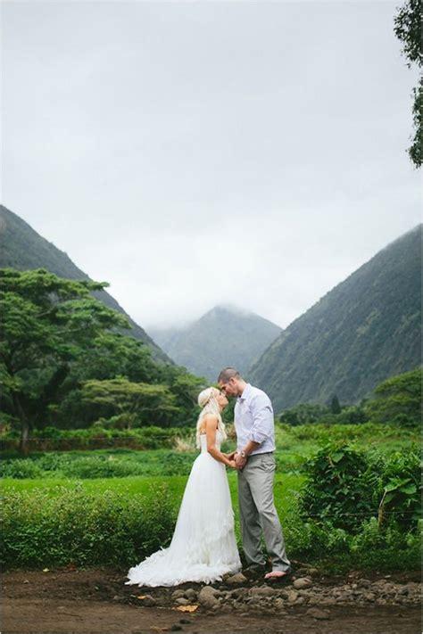17 Best ideas about Hawaii Elopement on Pinterest   Hawaii