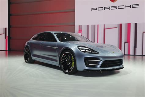 future porsche panamera glimpse of the new porsche panamera sport turismo concept car