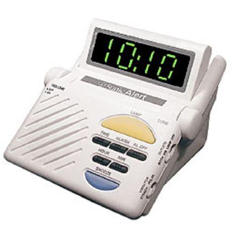 sonic alert sonic boom alarm clock free shipping