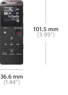 Voice Recorder Sony Icd Ux560 ux560 digital voice recorder ux series icd ux560 sony ca