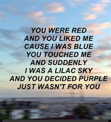 color song lyrics colors halsey lyrics lyrics and colors