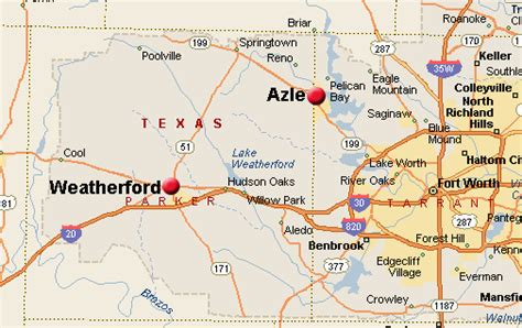 map weatherford texas azle and weatherford weather related to real estate listings of homes for sale in dallas county