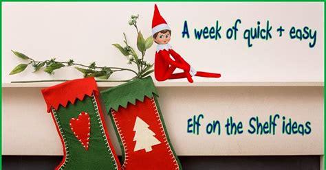 On The Shelf 2013 by In Random Bits 7 Days Of Easy On The Shelf Ideas