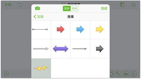 doodle draw ios omnigraffle 2 2 for ios user manual 绘图基本操作