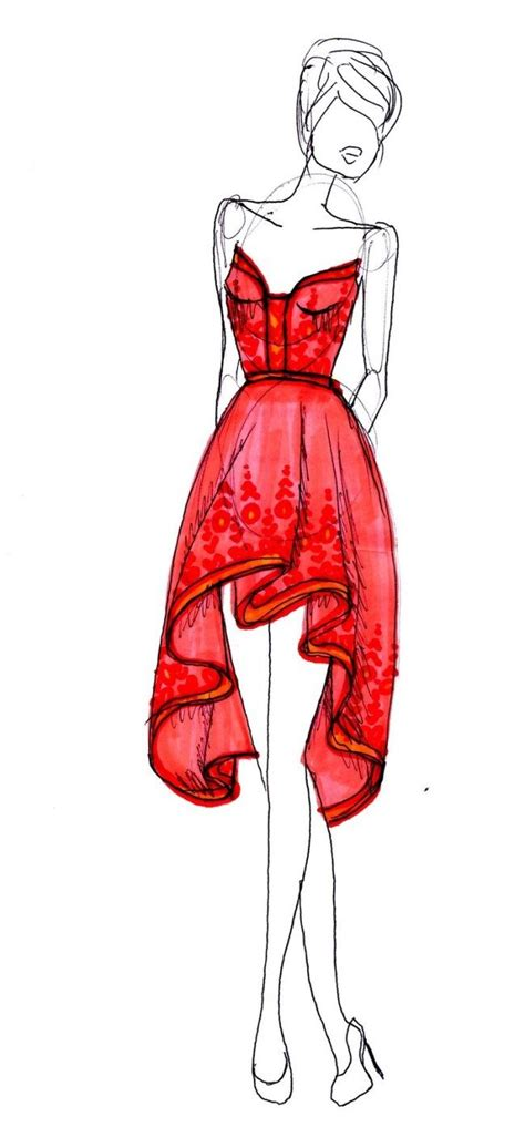 fashion illustration easy 1000 images about fashion illustration sketches on