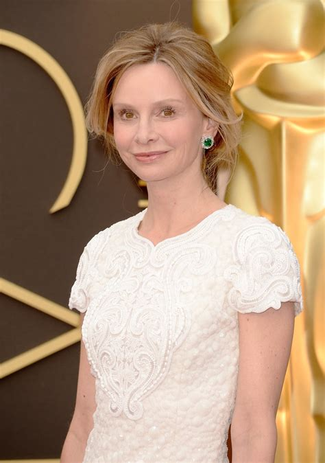 Oscars Carpet Calista Flockhart by Oscars 2014 Hair And Makeup On The Carpet Popsugar