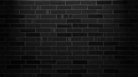 Dark Brick Wall Background by Black Brick Wallpapers Pixelstalk Net